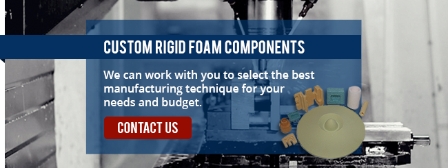 rigid foam call to action